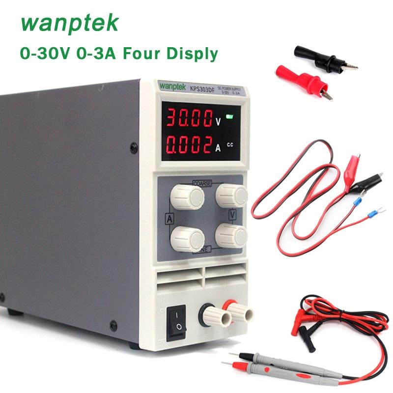 Mini Laboratory Power Supply KPS303DF 30V3A Single Phase adjustable SMPS Digital Voltage regulator 0.01V/0.001A DC Power supply rps3020d 2 digital dc power adjustable power 30v 20a power supply linear power notebook maintenance