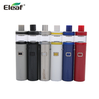 Original Eleaf IJust One Starter Kit 2ml Atomizer And 1100mah Battery With EC Coils And GS