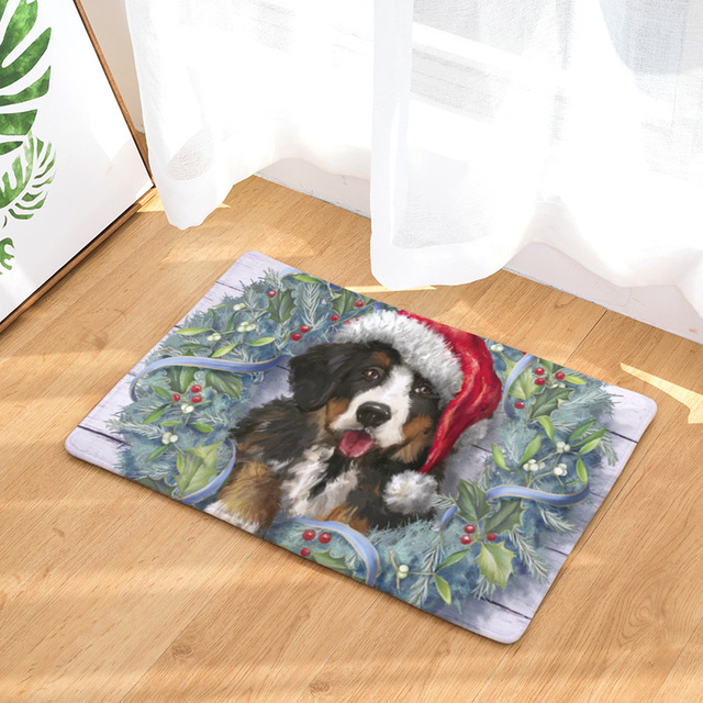 Funny Cat Mouse Mat