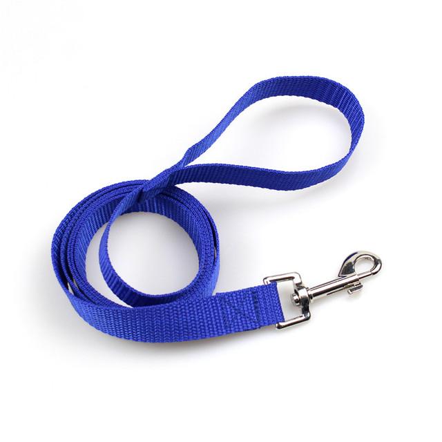 Pet nylon Leash Strap Belt Colar for dogs