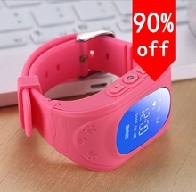 2016 newest Bluetooth Smart Watch for kids boy girl Apple Android Phone support SIM /TF Children support GPS SOS help