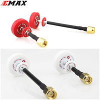 2pcs Original Emax Pagoda 2 5 8GHz 50mm 80mm RHCP LHCP FPV Antenna SMA Plug Connector