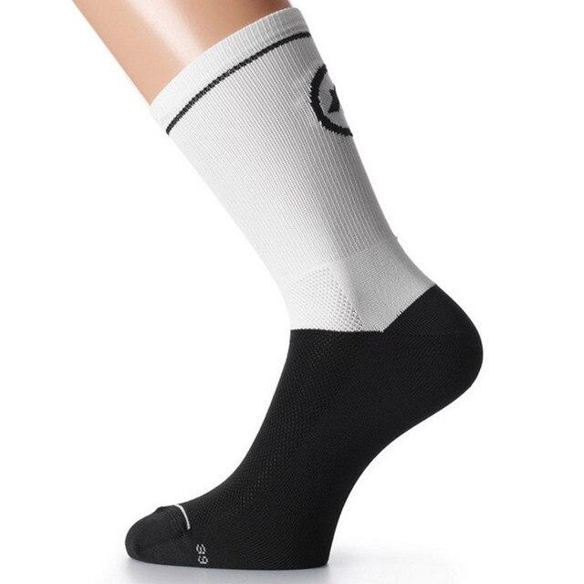 Bmambas meias esportivas de alta qualidade, meias respiráveis de marca para homens, bicicleta de estrada, mountain bike, ciclismo de corrida 2
