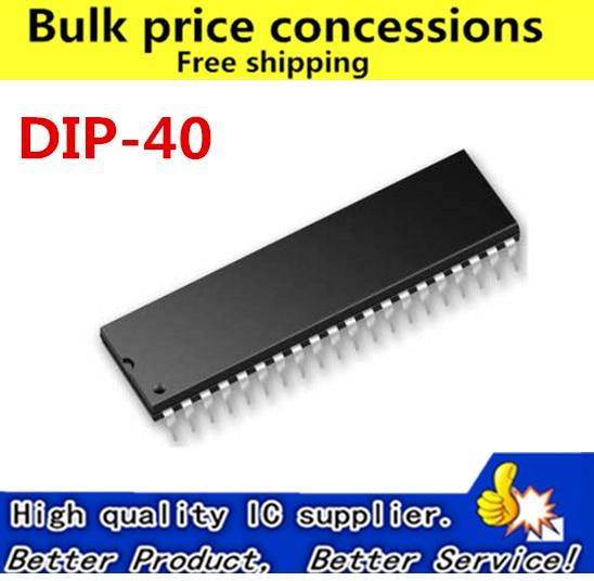 5PCS AT89S51 AT89S51-24PU Atmel Microcontroller DIP-40 NEW
