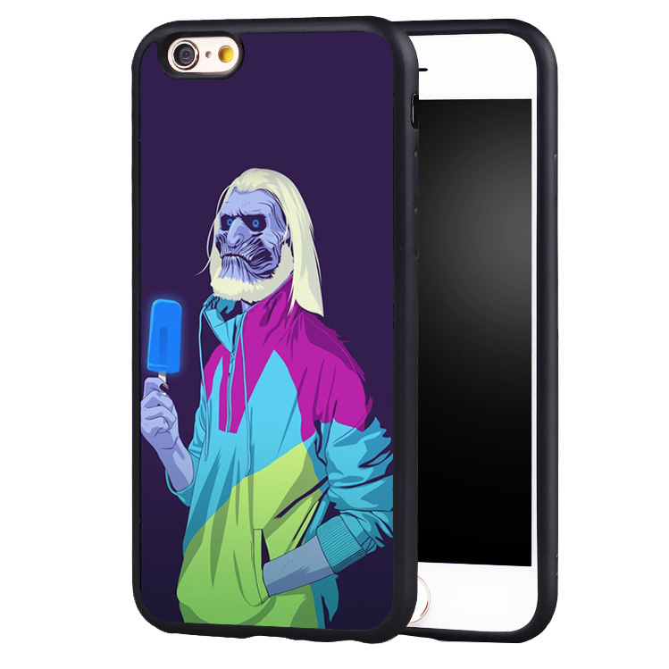 Reboto Comic GAME OF THRONE White Walker case Cover For