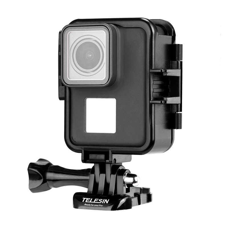 4 Marco estándar montaje de cámara frontera Carcasa Accesorios para GoPro Hero 3
