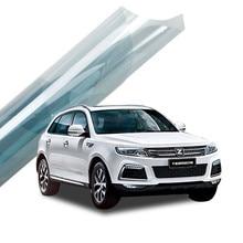 Автомобильные здания оттенок/Nano Керамика Плёнки 1×3 м/40inchx10feet для лобового стекла, боковые окна Стикеры