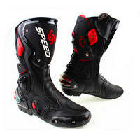 motorcycle shoe protector gearshift boots speed coach long boots motorcycle racing boots motorcyclist FEET protection motorbots