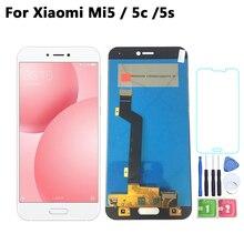 5,15 »ЖК-дисплей для Xiaomi mi 5 5C 5S ЖК-дисплей сенсорный экран дигитайзер панель сборка Замена для Xiaomi mi 5 mi 5c mi 5S