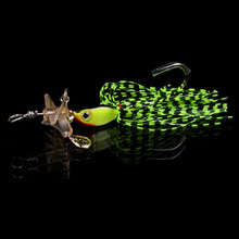 WALK FISH Hot Metal Hard Fishing Jig Head Wobbler Fishing Lu