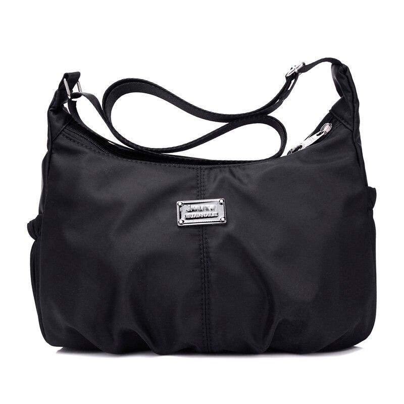 Nylon Women Shoulder Bags Hobos Designer Summer Style Handbags For Women Tote Crossbody Bags Female Messenger Bags Bolso