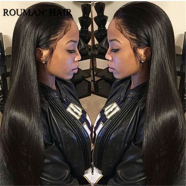 Hot Fashion Straight Hair Clip In On Hair Extensions 26 Inch 65cm