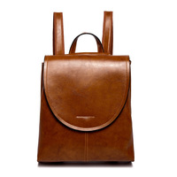 Fashion Women Backpack High Quality Soft Cow Leather Backpacks Female School Travel Shoulder Bag Leisure Bagpack