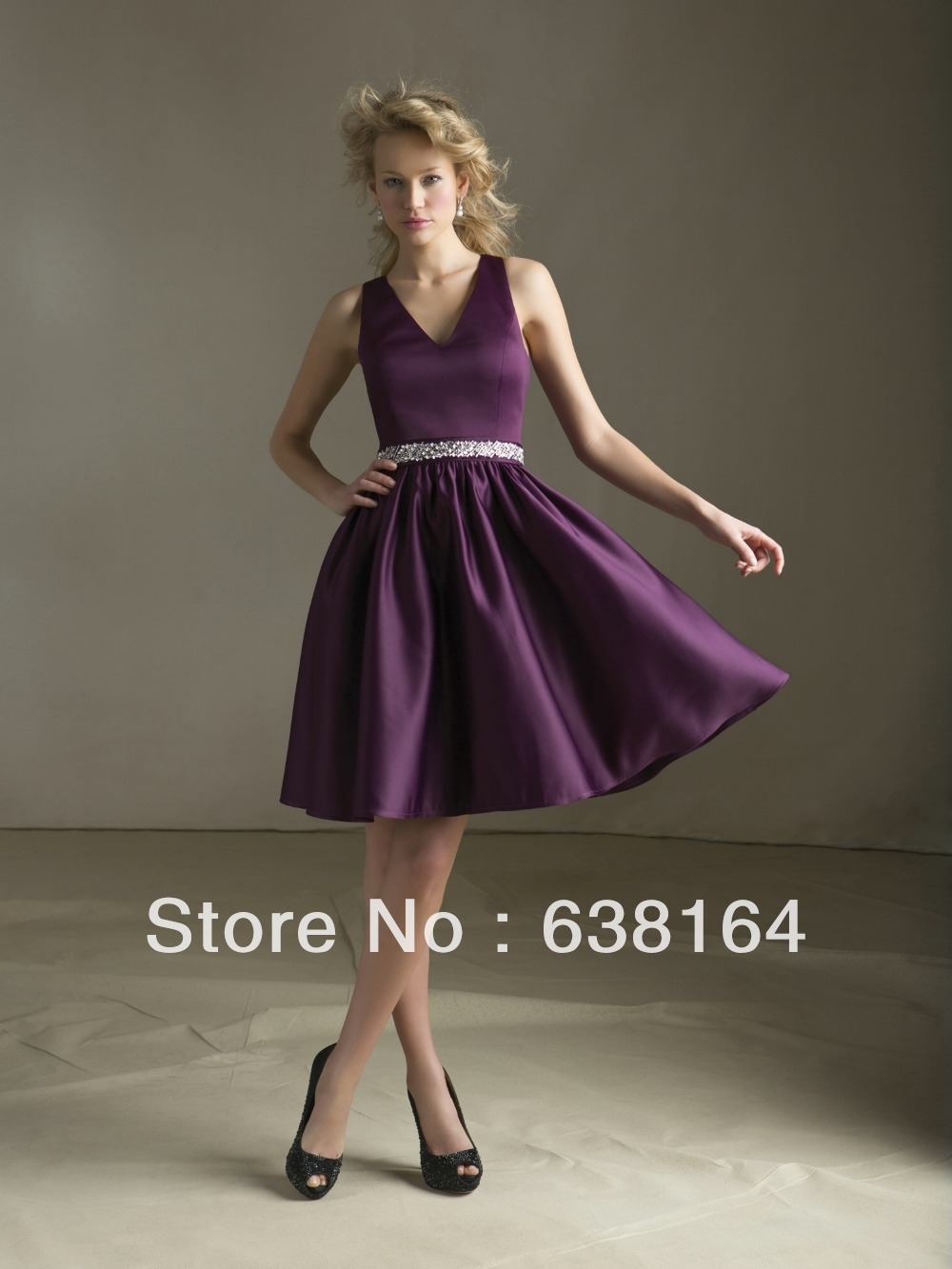 Gothic bridesmaid dresses images braidsmaid dress cocktail gothic v neck a line beaded cheap purple satin mini short gothic v neck a line ombrellifo Images