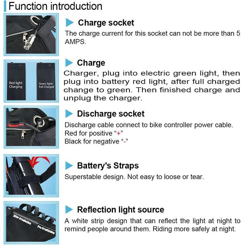 ebike battery 2A