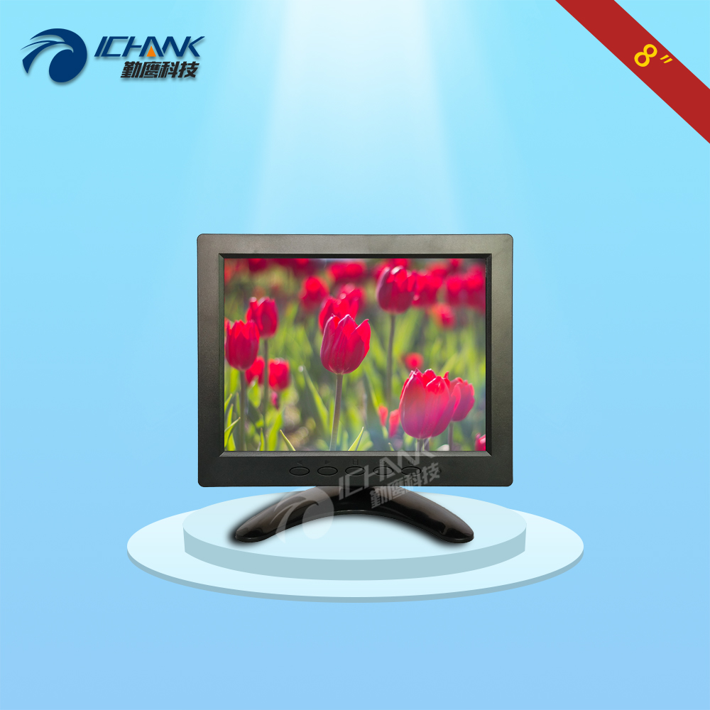 B080JN-ABHV/8 inch HDMI HD industria monitor/8 inch display/Small mini monitor/Equipment Medical Microscope supporting monitor; buy monitor hdmi