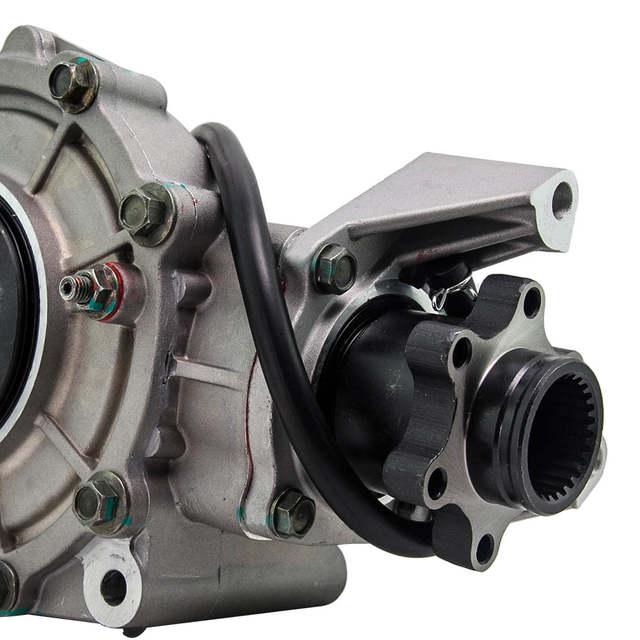 Rear Differential For Yamaha Rhino 660 YXR660 04-07 700 08-2013  5UG-46101-10-00 Complete Rear Differential Rear Axle Gear Case