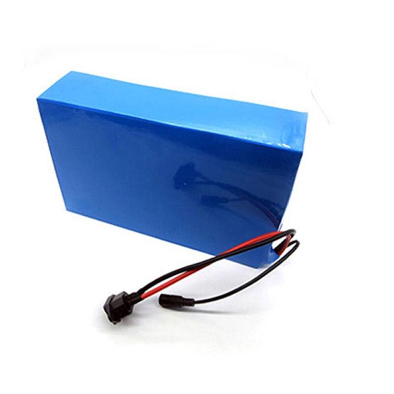 Batterie de vélo électrique 1000w 48v batterie/48 V 20Ah pour 48v Bafang/8fun 1000 w/750 w moteur d'entraînement central/central avec BMS et chargeur - 5
