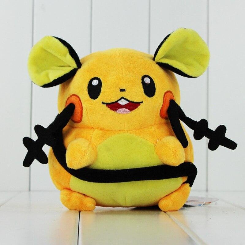 1pcs-go-plus-Charmander-Dedenne-Vulpix-Dragonite-Froakie-mudkip-Substitute-Venusaur-plush-stuffed-toy-doll-free-shipping-5