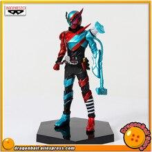 """Figura de Anime japonés """"Kamen Rider BUILD"""", figura Original de la colección Banpresto DXF, figura enmascarada, forma de conejo SOUJIKI"""