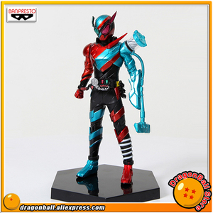 "Image 1 - Japan Anime ""Kamen Rider BUILD"" Original Banpresto DXF Collection Figure   Masked Rider BUILD Rabbit SOUJIKI Form"
