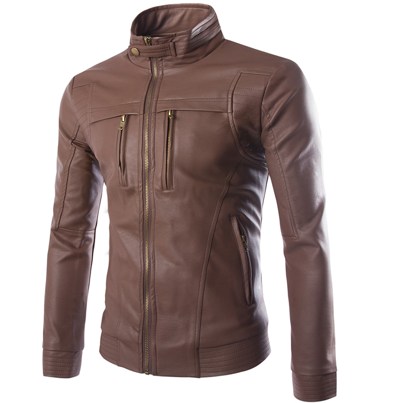 Popular Men Leather Jackets Sale-Buy Cheap Men Leather Jackets