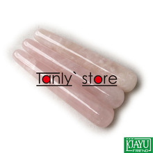 Wholesale and retail Natural Powder Crystal Massage Guasha beauty kit (110x20mm) 2 pieces/lot