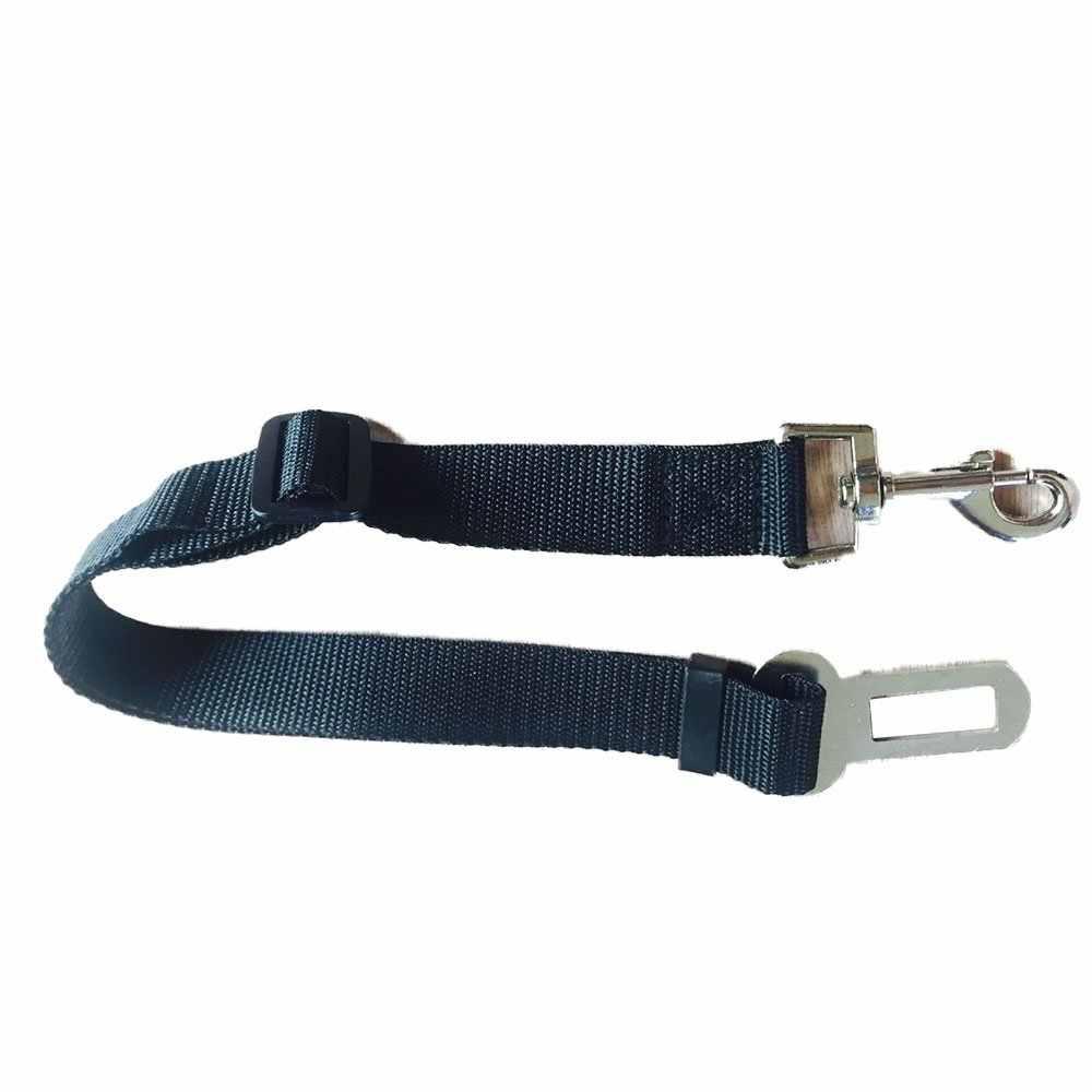 シートベルトハーネスリーシュクリップペット犬車ベルトセキュリティあなたの犬を維持安全ドライブユニバーサルナイロン犬のシートベルト