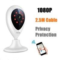 SACAM 1080P Mini IP Camera Wireless WiFi Security Surveillance Camera Cloudedge app Baby Monitor CCTV HD with Audio Night