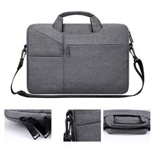 цена на Computer Laptop Shoulder Bags 12 13 14 15.6 inch Portable Notebook Case Bag for MacBook Pro Air Retina 11 12 13.3 15 inch Sleeve