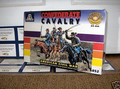 Out of print product! Italeri model 6852 1/32 American civil war confederate cavalry  plastic model kit