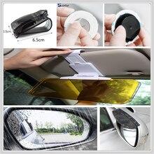 Автомобильные солнечные очки с зеркальными линзами дождь бровей клип пленка держателя для Skoda Opel DAF ram Trucks Paccar Ford Otosan Chrysler