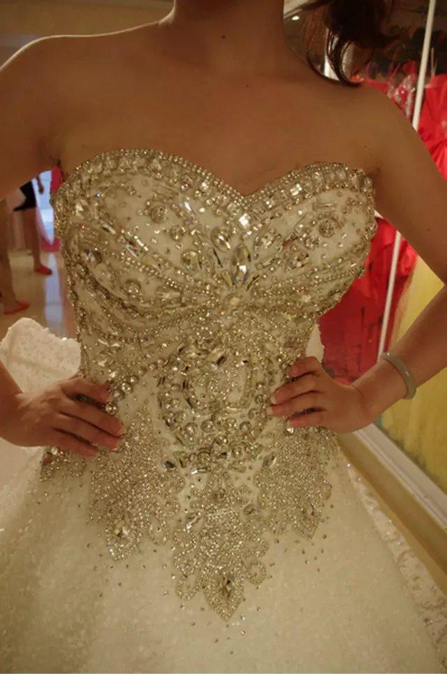 Excelente Bling De La Princesa Vestidos De Novia Ideas Ornamento ...
