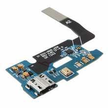 цена на High quality USB Charging Dock Flex Cable For Samsung Galaxy Note 2 I605 Charger Port Connector Board Replacement Parts