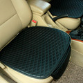 Leather Car Seat Cushion driver seat cushion Four Season Use Car Seat Pad leather Auto Car Seat Cover single Or 3 Piece 4 Color