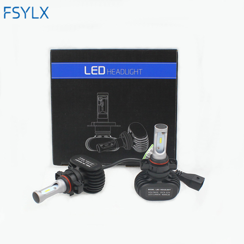 FSYLX Car Psx24w LED Headlight Conversion kit all in one PSX24w LED Headlamp DRL fog light 50W 8000LM Psx26w led head light bulb ab gymnic electronic body muscle arm leg waist abdominal massage exercise toning belt slim fit yf2017