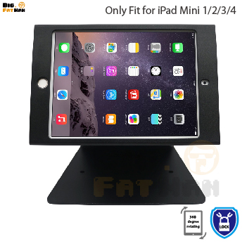 Tablet PC-ul stand pentru iPad mini 1 2 3 4 suport suport de securitate desktop suport pentru chioșc POS securizat cu suportul magazinului de suport de blocare