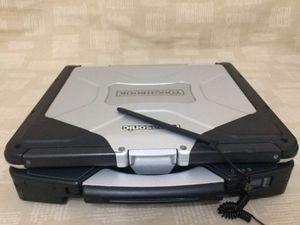 Image 4 - Panasonic Toughbook MK2 CF 31 çekirdek i5/RAM 4gb askeri sınıf tam sağlam dokunmatik yıldız C3/C4/C5 Icom A2 yeni alldata