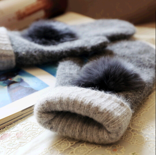 New Fashion Women Winter Mittens