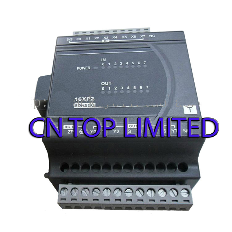 DVP16XP211T Delta ES2/EX2 Series Digital Module DI 8 DO 8 Transistor 24VDC new in box dvp16sp11t delta s series plc digital module di 8 do 8 transistor npn new in box