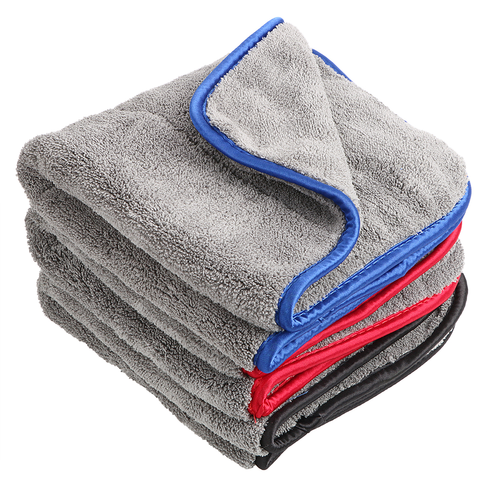 Auto Care Tools  Car Wash Towel Cleaning Drying Cloth Microfiber Towel Detailing Clean Cloth Car Washing 42*48cm|Sponges  Cloths & Brushes|   - title=