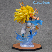 Gotenks Super Saiyan 3 Model (16 CM)