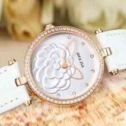 AILANG Часы женские, Здоровье часы, один час ремни, взрослые женщины кварцевые часы, пол Валентина романтичный браслет