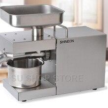 110 V/220 V автоматическая машина холодного отжима масла, машина холодного отжима масла, экстрактор масла семян подсолнечника, пресс масла 1500W