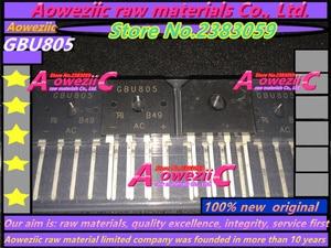 Image 5 - Aoweziic  new original GBU605 GBU606 GBU608 GBU610 GBU6J GBU6K  GBU8J GBU805 GBU806 GBU807 GBU808 GBU810 Rectifier bridge chip