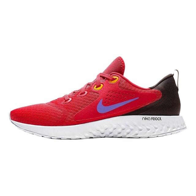 Кроссовки Nike Rebel React (AA1625-601) красные TmallFS SportFS