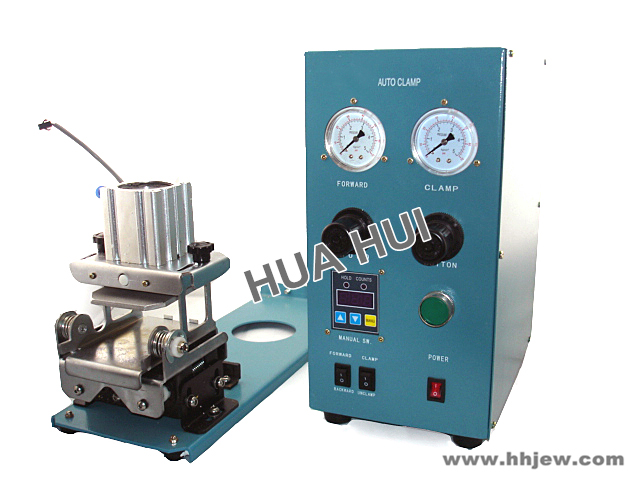 Auto Clamp Device for Vacuum Wax Injector OR Digital Jewelry Casting Machine Wholesale & Retail auto clamp device for vacuum wax injector or digital jewelry casting machine wholesale