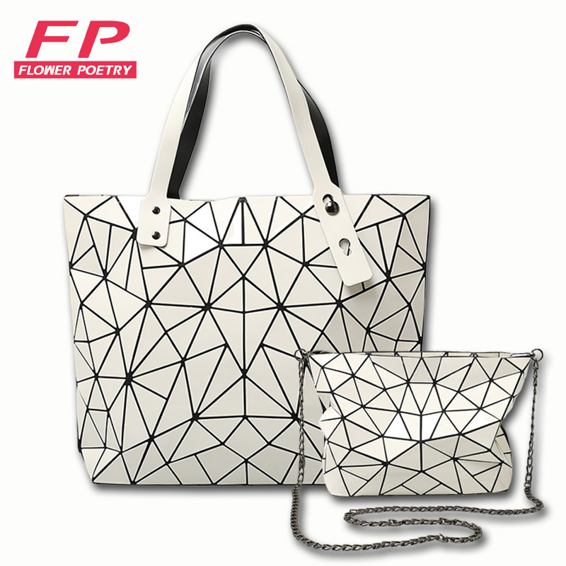 Flower Poetry Diamond Lattice Women Bao Bao Bags Geometry Laser baobao Handbag Women Bag BAOBAO Totes Shoulder Bag Ladies Bolsa