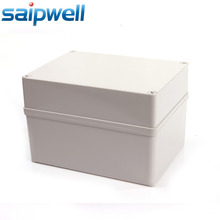 DS-AG-1520-1 ABS Material Waterproof Box/Distribution Box(IP66) Enclosure With Panel,150*200*130mm