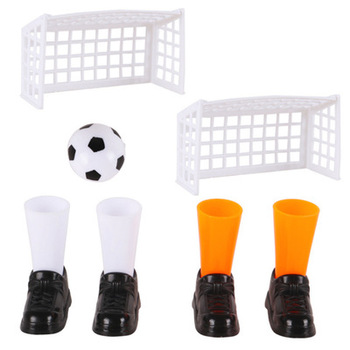 Ideal Party Finger Soccer Match Toy Funny Game Sets With Two Goals Fun Gadgets Novelty Toys For Children - discount item  25% OFF Novelty & Gag Toys